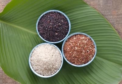 Защо черният ориз е най-полезен
