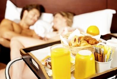 Храненето определя качеството на съня