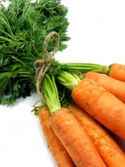 Морковите - отличен източник на витамин А