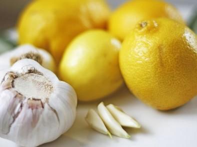 Уникална лековита комбинация от лимон и чесън срещу редица болести
