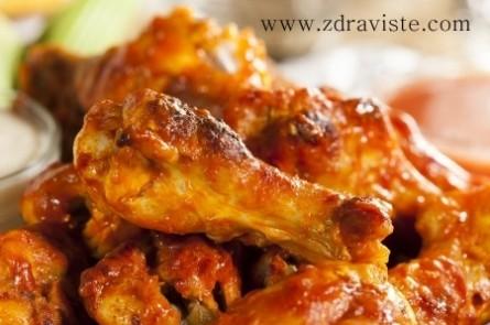Карамелизирани пилешки бутчета