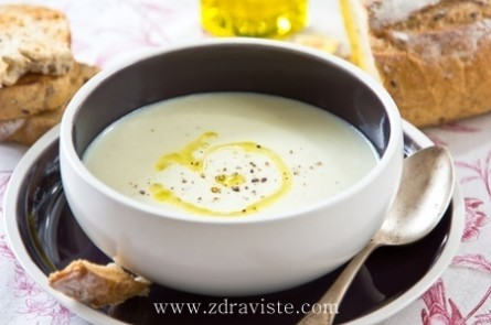 Млечна супа с ориз