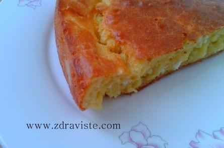 Солен кекс (мързелива баница)