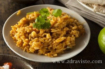Ориз по мексикански