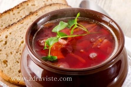 Супа от цвекло