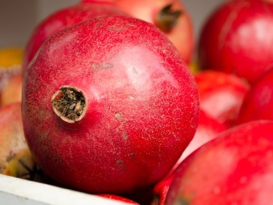 What can we heal with pomegranate peels