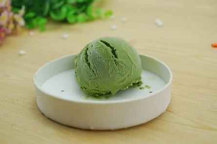 Рецепта за сладолед със зелен чай