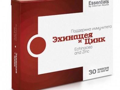 ЕХИНАЦЕЯ И ЦИНК – за силна имунна система