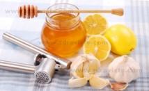 Мед и чесън при различни дихателни заболявания
