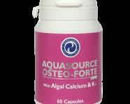 Остео форте аквасорс за здрави кости