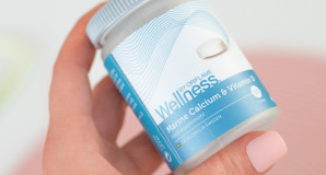 Морски калций и витамин Д за здрави кости и зъби